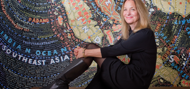 Paula Scher On Doing What You've Never Done Before