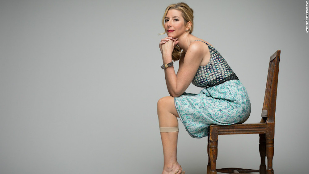 How Spanx's Sara Blakely Turned $5,000 Into $1 Billion
