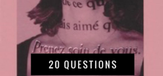 20 Questions To Ask Your Best Friend