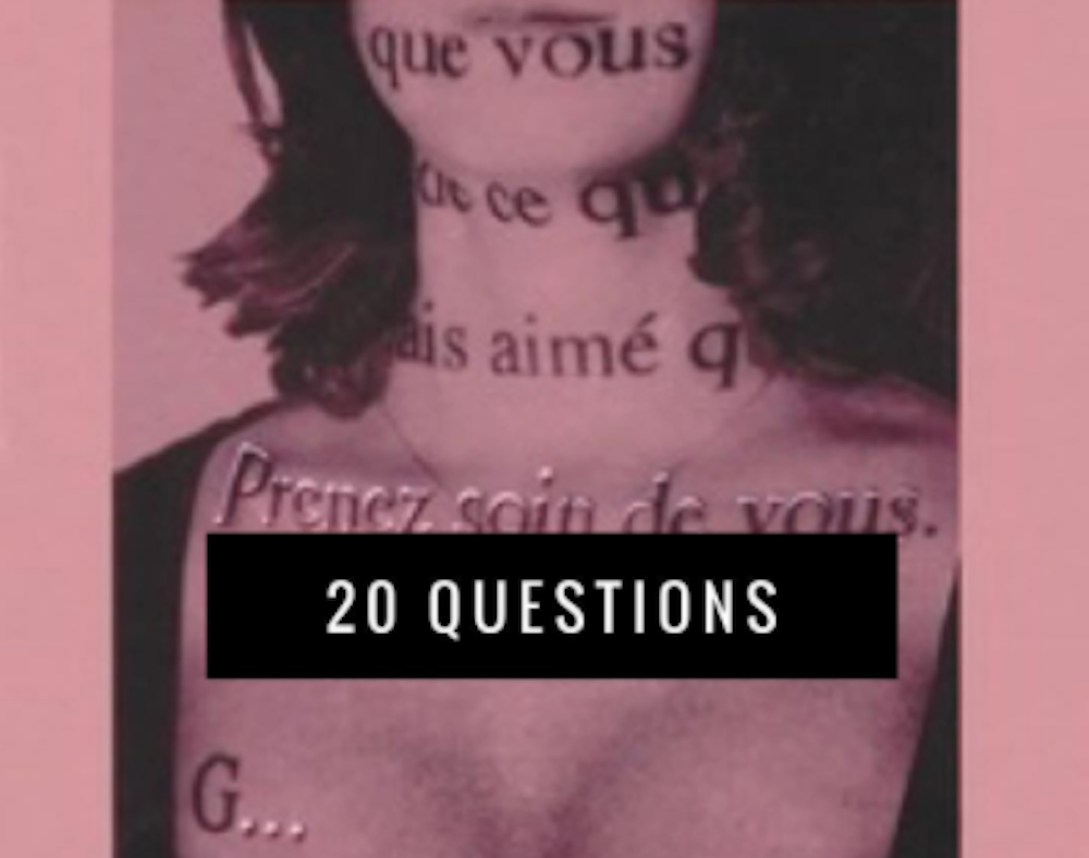 Best question to ask a woman