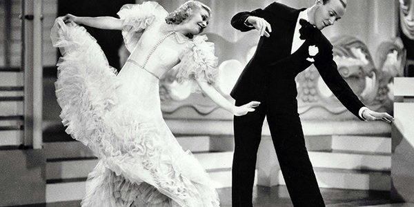 Ginger Rogers And The Pain of Professionalism