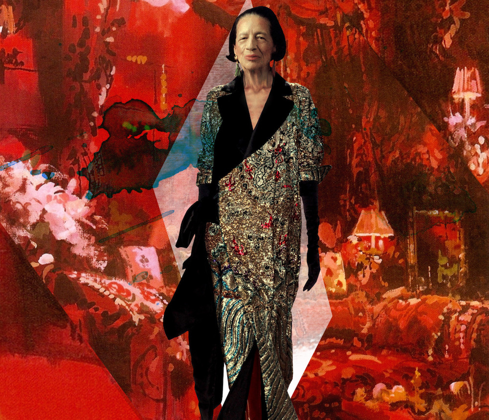 The Greatest Business Advice From Diana Vreeland