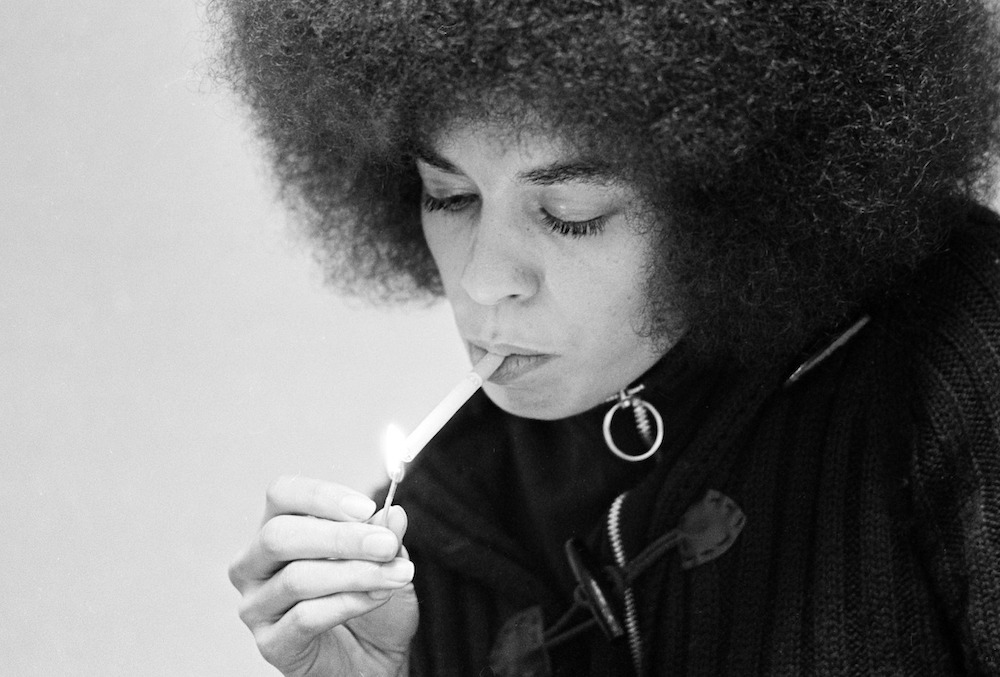 The Full Story Behind Angela Davis' Speech At Women's March