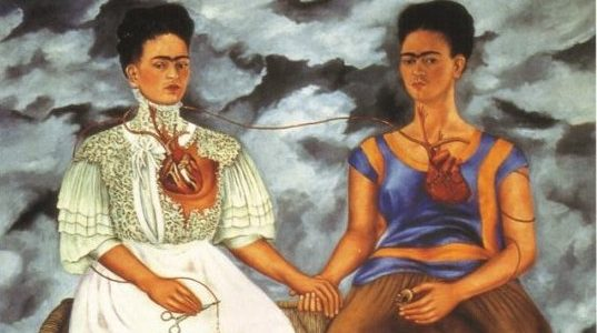 Frida Kahlo's Paintings Represent The Universal Pain of All Women