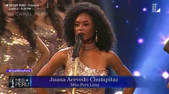 Miss Peru Contestants Refuse To Give Their Body Measurements And Give These Numbers Instead