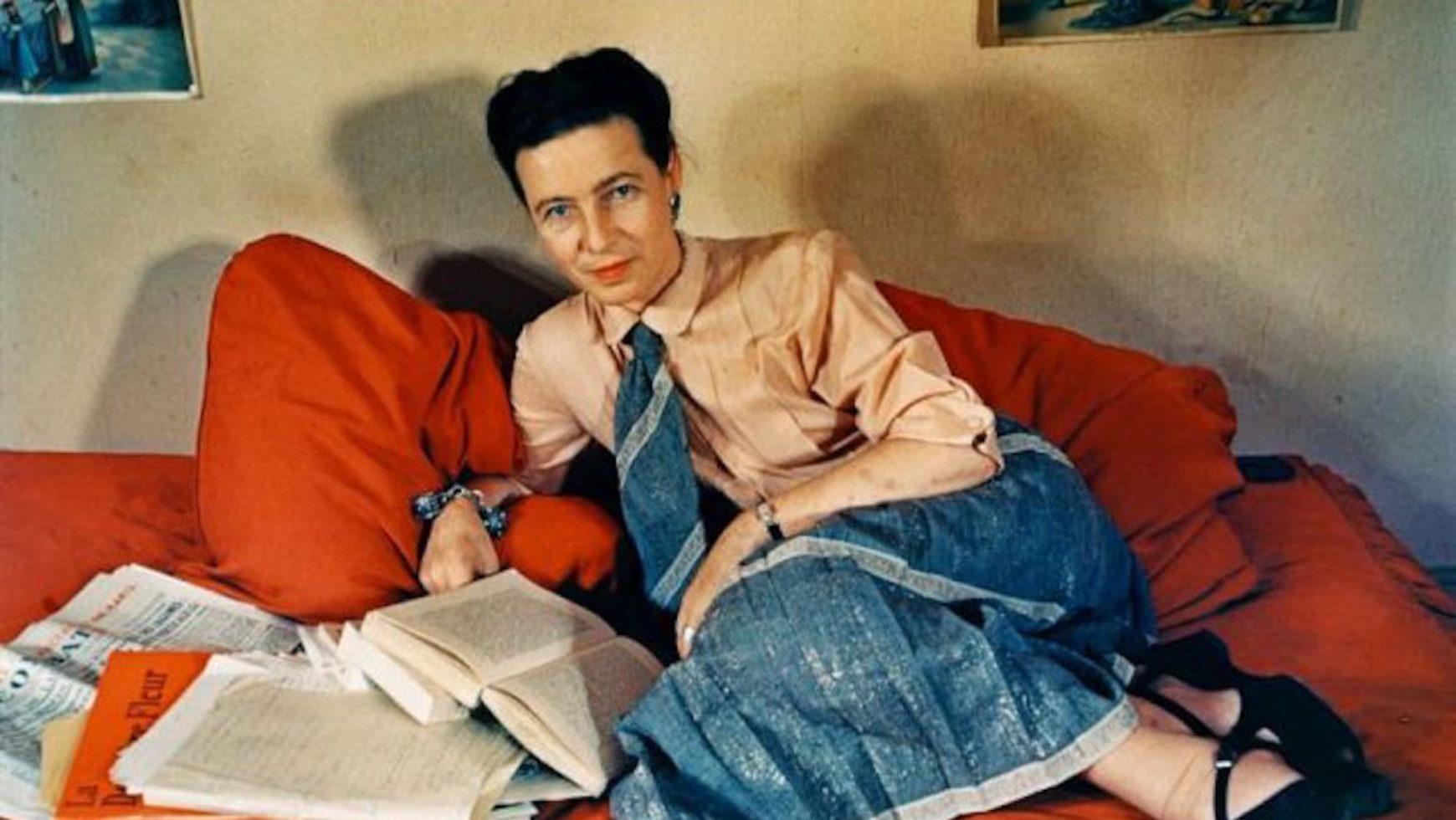 Simone de Beauvoir Is The Badass Inspiration You Need To Keep Going