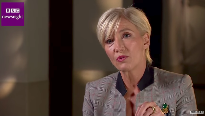 Emma Thompson Explains Why Weinstein Is Only The Beginning Of The Problem