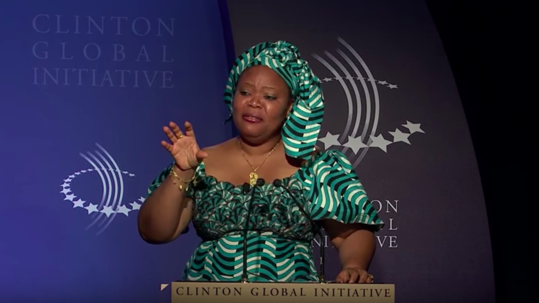 Leymah Gbowee: If Changes Were To Be Made It Had To Be Done By The Mothers
