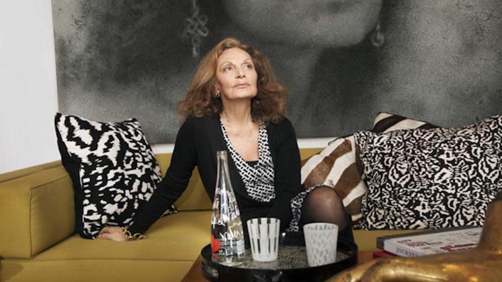 Diane von Fürstenberg Has Your Dream Apartment And The Advice On How To Get It