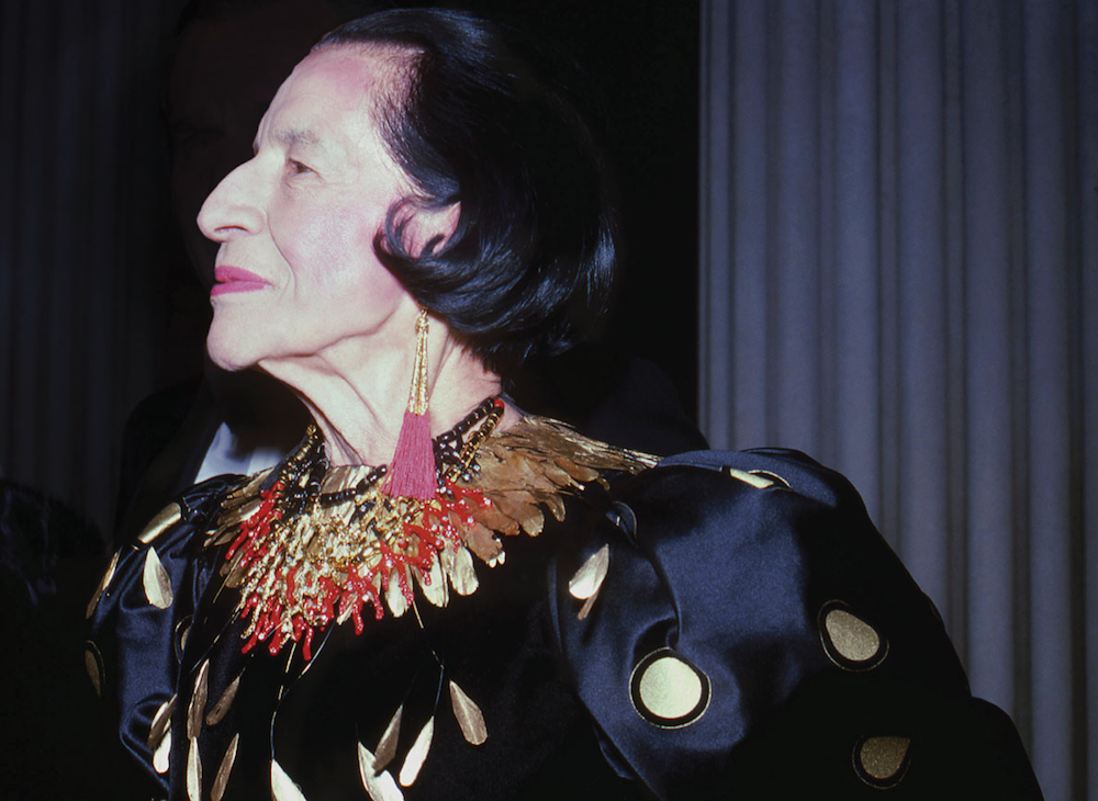 Diana Vreeland: Why Your Flaws Are Your Most Important Asset