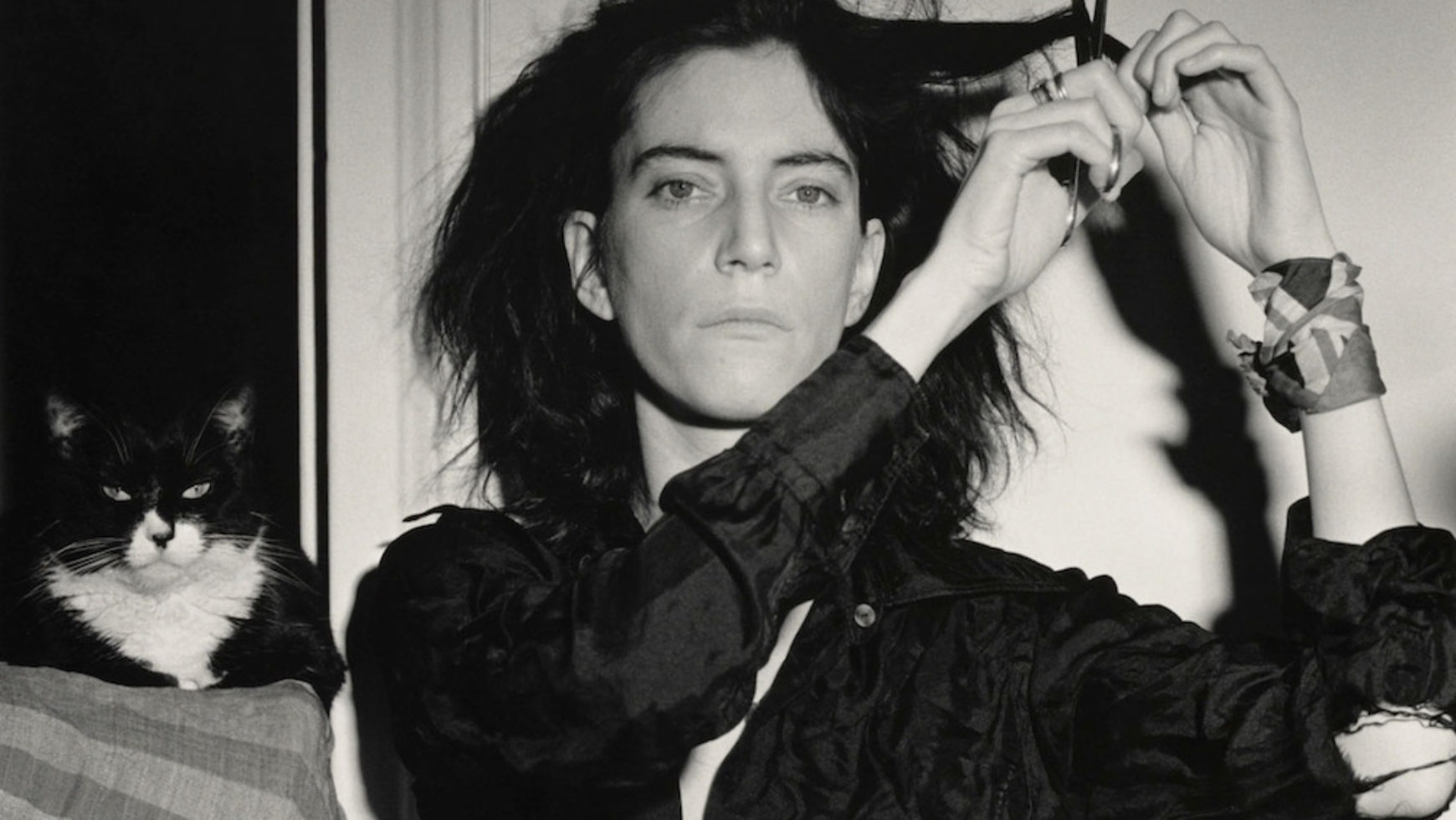 Patti Smith's Advice On Following The Road Less Traveled